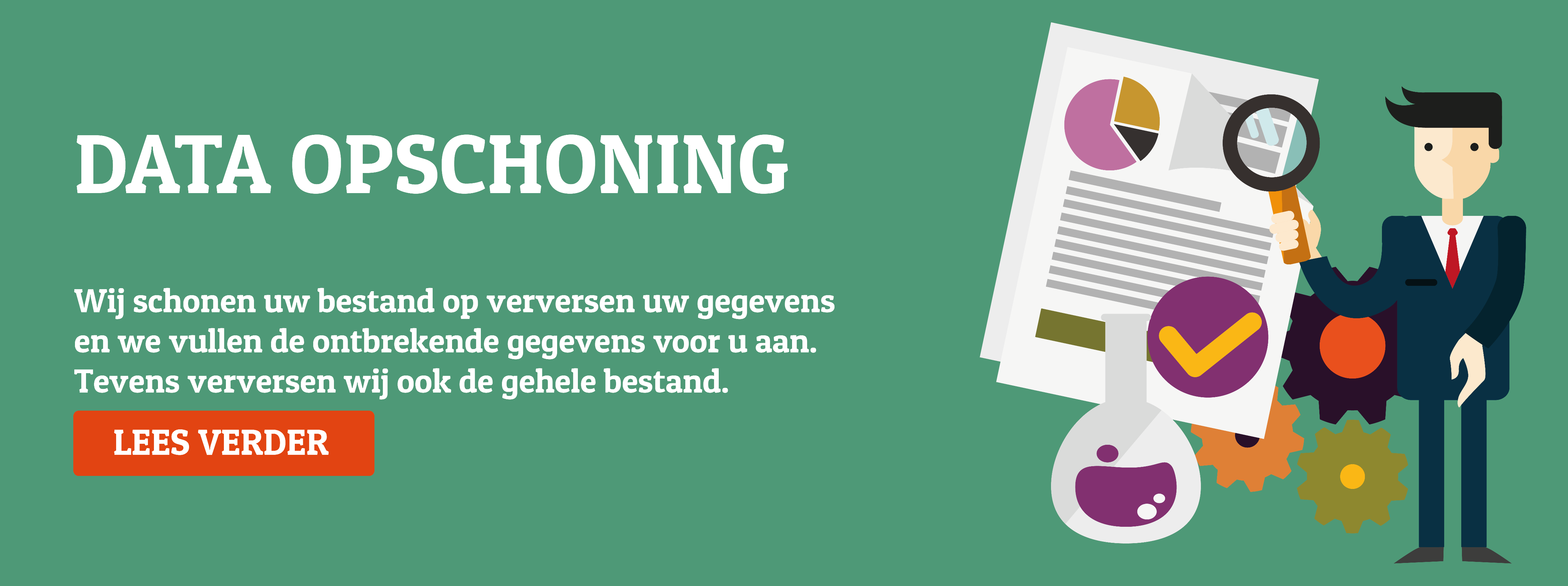 Data Opschoning